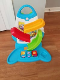 toddler's multicolored musical toy set