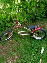 red and black BMX bike Chattanooga, 37412