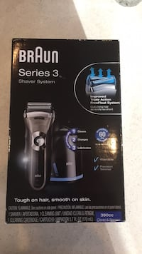 New In Box Braun Series 3 Shaver System Fountain Hills, 85268