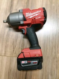 This Milwaukee high torque fuel brushless 1/2