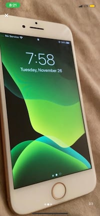 Unlocked iPhone 8 Capitol Heights, 20743
