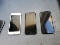 1 iPhone 6s 2 iPhone 7 *for parts* San Diego, 92110