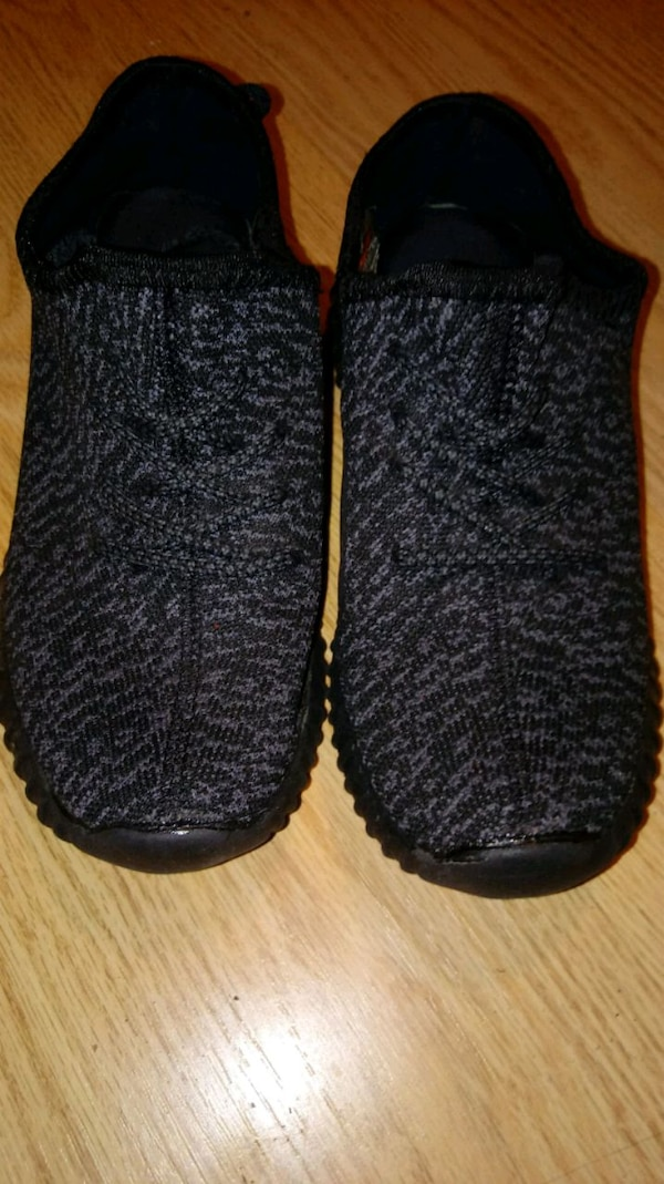competitive price ad5c1 f2816 Used Womens black Adidas Yeezy Boost 350 for sale in Richmond - letgo