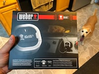 Brand New Weber iGrill 3 Damascus, 20872