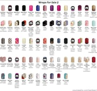 Jamberry Nail Wraps Full Sheets Hagerstown, 21740