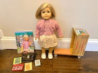 American girl doll Kit Kittredge and accessories Herndon, 20170