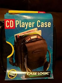 CD PLAYER CASE