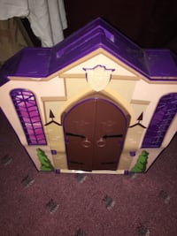 Monster high house/gym SYKESVILLE