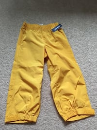 Toddler Rain Pants - 3T, brand new, tags on Vienna, 22182
