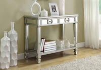 MIRRORED FURNITURE VANITY MIRRORED CHEST CONSOLE SOFA TABLE Toronto, M6G