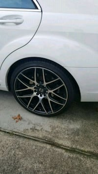5 lugs, 5x112 on s550 benz, good condition  Portsmouth