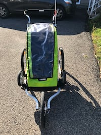 Thule Chariot Cheetah - 1 place