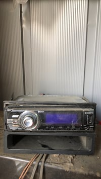 Sony radio Highland, 92346