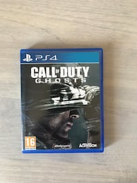 Call of Duty Ghosts PS4 oyun Nilüfer, 16140