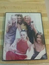 Picture of 90s pop group Spice Girls Tucker, 30084