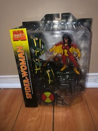"Marvel Select "" Spider Woman"" Figure Brampton, L6V 3W6"