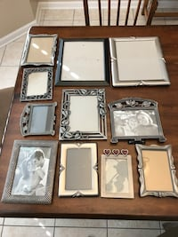 Assorted Picture Frames Houma, 70360