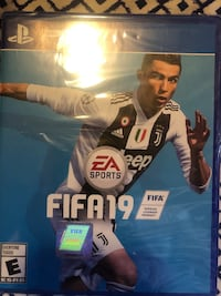 PS4 Fifa 16 game case Los Angeles, 90013