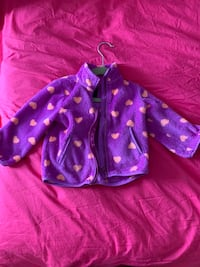 Toddler's purple and pink  Roselle, 60157