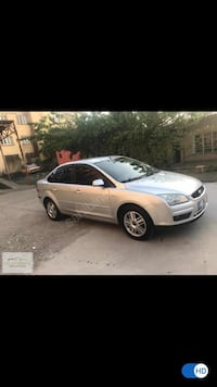 2007 Ford Focus 1.6 TDCI 109PS GHIA