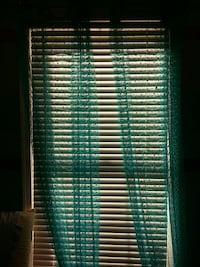 Blue sparkly curtains Woodbridge, 22192
