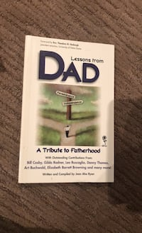 Lessons From Dad Book