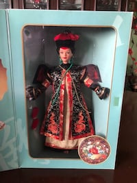 """1996 Chinese Empress from the """"Great Eras Collection"""" 543 km"""