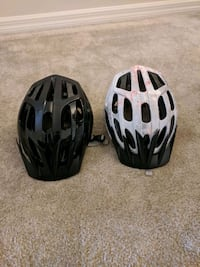 2 Cycling helmets adult size Gainesville