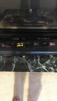 4 cars and mat with everything inside the box Ashburn, 20147