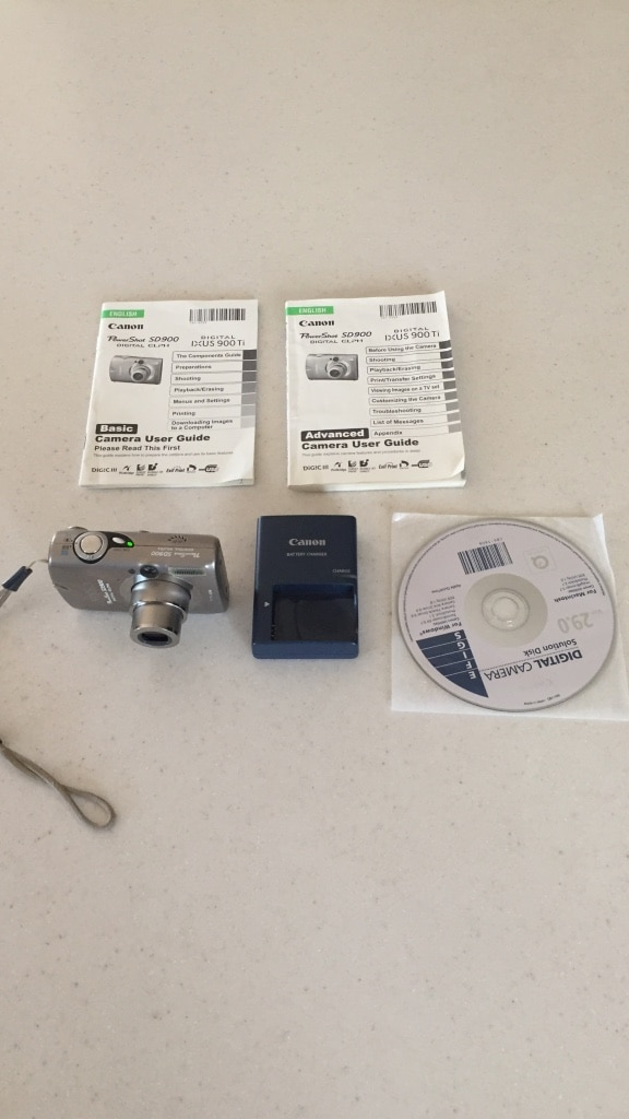 gray Canon PowerShot camera for sale  Beaumont
