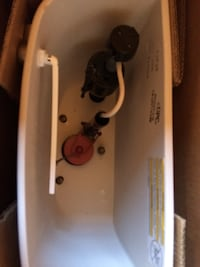 Complete toilet tank. New Youngsville, 27596
