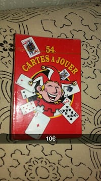 Cartes A Jouer book
