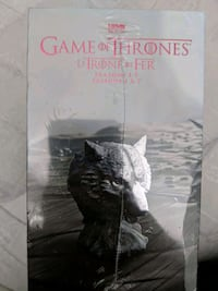 Game Of Thrones complete series 1-7 brand new sealed White Rock, V4B 4P3