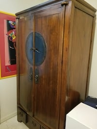 Antique Asian wardrobe  Fredericksburg, 22405