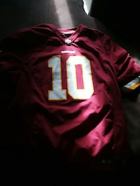 red NFL 10 jersey shirt Temple Hills, 20748