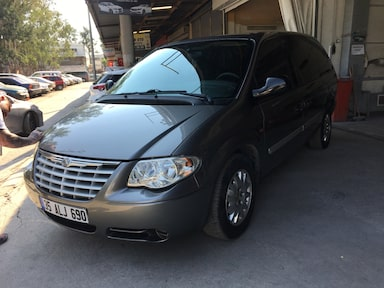 2006 Chrysler Grand Voyager 2.8 CRD LIMITED STOW'N GO 9c3087a2-9ea6-44a3-8107-c9011dc5b518