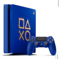 Ps4 games of play Limited addition