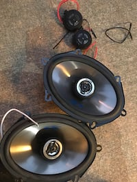 Car speakers 27 km
