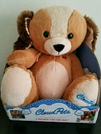 brown and white bear plush toy Tulare, 93274