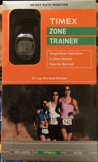 Workout watch - Zone Trainer (Timax) - NEW Washington, 20002