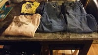 Boys 14/16 clothing lot Sioux Falls, 57103