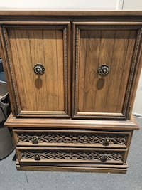 Tall Chest with doors