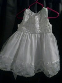 Baby girl formal dress size 18 months Miami, 33165