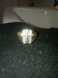 silver and gold-colored ring Quincy, 02169