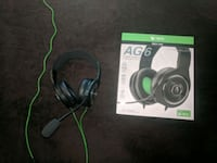 Afterglow AG6 XB1 Headset Oshawa, L1J 7R8