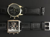 Men watch two for 60$ New Westminster, V3M 6C3
