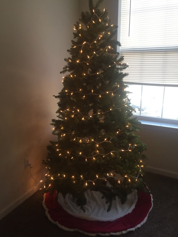 Fake Christmas Tree.Fake Christmas Tree