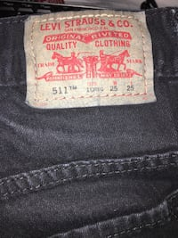 Levi's Strauss 511 Skinny Black youth size 10 Wappingers Falls, 12590