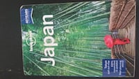 Japan Lonely Planet guide in English Barcelona, 08015