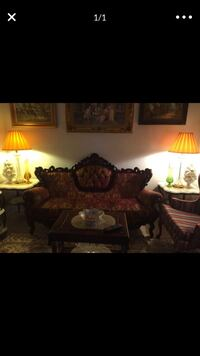 Beautiful antique a couch